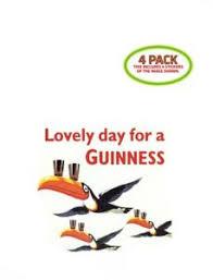 Guinness Lovely Day Sticker Vinyl Decal 4 Pack 682157612079 Ebay