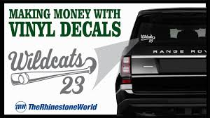 Making Money With Vinyl Car Decals Start To Finish Training Class For Your Business Youtube
