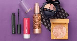 clean and natural makeup