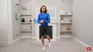 Joe Wicks PE workout YouTube videos for ...