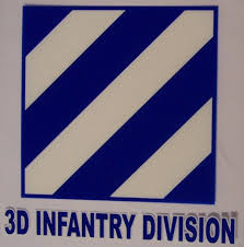 Window Bumper Sticker Military Army 3rd Infantry Division New Decal 883714126026 Ebay