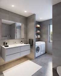 small bathroom laundry ideas for your