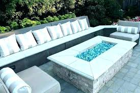 fire pit with glass guard icytiny co