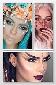 scary rag doll makeup