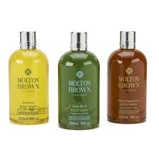 molton brown winter wash gift set for
