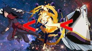 The DEFINITIVE Naruto Shippuden Power Scale - YouTube