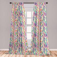 Kids Room Curtains Girl Wayfair