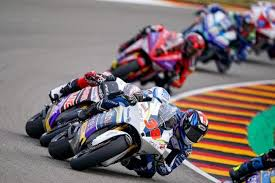 Bradley Smith targets strong showing in Austria round of MotoE ...