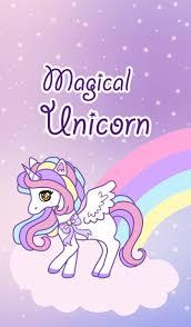 cute unicorn phone wallpapers