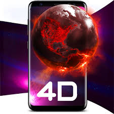 4d live wallpapers animated amoled 3d