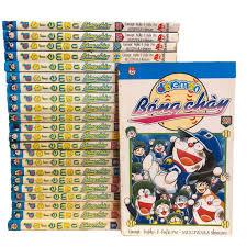 Truyện tranh Đôrêmon bóng chày bản xuôi trọn bộ 23 tập - Doraemon - NXB Kim  Đồng