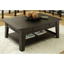 livingston craftsmen coffee table by