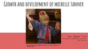 N332 Growth and Development of Michelle Tanner by tran154 - issuu