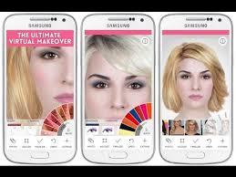 virtual hair styler makeovers