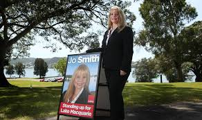 Jo Smith named Labor's candidate for Lake Macquarie in state ...