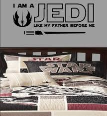 Home Decor Vinyl Wall Decal Jedi Like My Father Unless Hogwarts Sends Me A Letter Like My Mother Star Wars And Harry Potter Themed Parody Design Handmade Products Home Kitchen