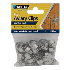 Mesh Clips Tools Whites Group