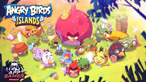Angry Birds Islands Gameplay Android/iOS - YouTube