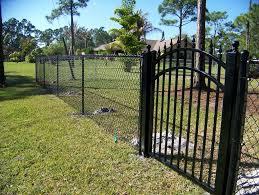 Chain Link Fence Black Chain Link Fence Fence Gate Design Chain Link Fence Gate