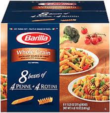 whole grain penne rotini pasta