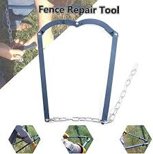 Garden Fence Fixer Chain Fence Strainer Manual Patch Barn Farm Fence Dukakeen Com