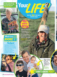 PressReader - that's life (Australia): 2019-04-25 - What's in a NAME
