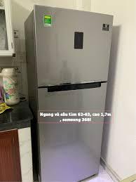 Bán tủ lạnh Samsung 368l đang xài, rất êm, cực kỳ tiết kiệm điện ...