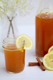 lemon ginger turmeric tea
