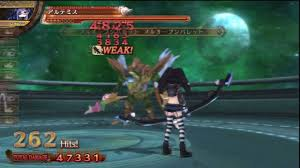 Fairy Fencer F Gameplay Lv99 Grind Trophy Youtube
