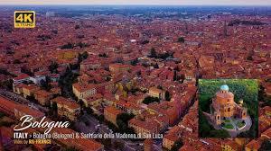 4K - Bologna 360° panorama & Basilica di San Luca (Bologne) - YouTube