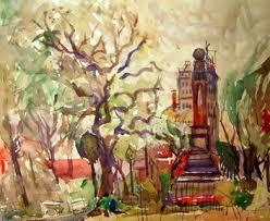 Myrtle Jones of #Savannah GA - #watercolor | Art, Watercolor ...