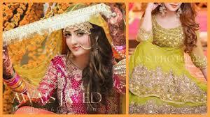 new mehndi dress design 2019 in pakistan