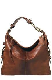 felicia leather extra large slim duffle