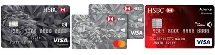 hsbc credit card points redemption