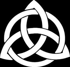 Celtic Knot Decal Car Window Irish Tribal Trinity Triquetra Cross Vinyl Any Size Ebay