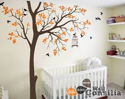 Large Brown Kids Room Tree Tree Wall Decals Wallconsilia Comwallconsilia Com