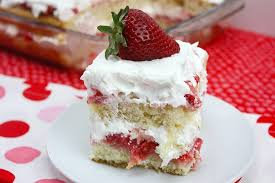 strawberry shortcake from scratch don