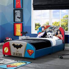 Delta Children Dc Comics Justice League Twin Platform Bed Reviews Wayfair