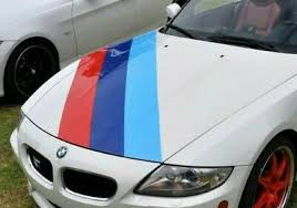 Motorsports Color Performance Sports Decal Side Car Badge 2 Sticker For All Bmw Archives Midweek Com