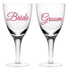 wine glass stickers wedding whiskey