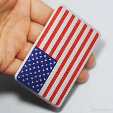 2020 Metal Car Sticker American Flag Car Sticker Pack Jdm Auto Stickers And Decals Car Styling Accessories Emblem Adhesive From Ordermix 0 88 Dhgate Com