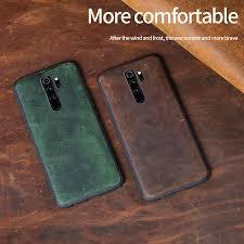 genuine leather case for xiaomi redmi