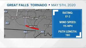 Iisha Scott - An EF-2 tornado now confirmed in Chester and...   Facebook