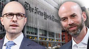 NY Times publisher 'laments' ousting of editorial page editor over ...