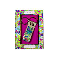 outlet Lilly Pulitzer Island Time Key ...