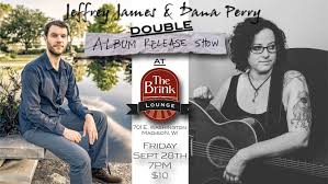Jeffrey James & Dana Perry Double CD Release
