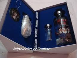 absolut vodka 72 bian gift pack sealed