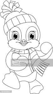 Pinguin Kleurplaat Clipart 1 566 198 Cliparts