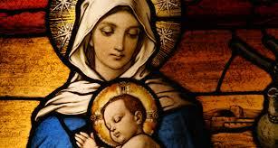 María en los Padres de la Iglesia - Hogar de la Madre