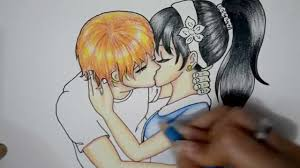 Image result for love cartoon couple